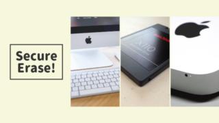 Macの外付けSSDが遅くなったのでSecure Eraseしたら速くなった件